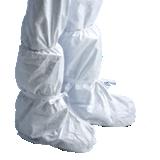 Couvre-bottes jetables blanc POB0