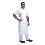 Tablier jetable blanc PA30L0