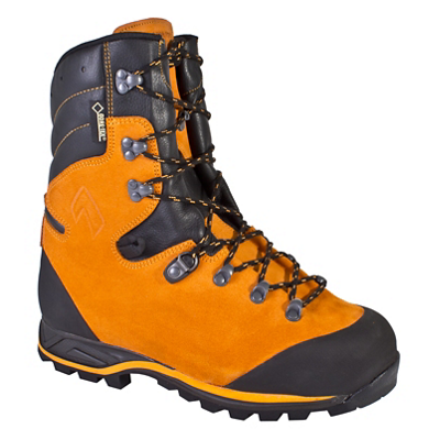 Chaussures hautes Protector Forest - Jaune Haix