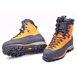 Chaussures de sécurité Janus hiver Sympatex Thinsulate orange/noir