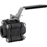 Vanne Argos acier PTFE BW