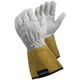 Gants soudeur Tegera 126A - Blanc/jaune