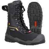 Chaussures de sécurité hautes Icetrack