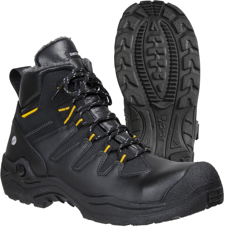 Chaussures hautes Tempera 6438 - Noir Jalas