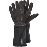 Gants soudeur Tegera 134 - Marron / noir