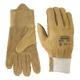 Gants de travail cuir hydrofuge 780