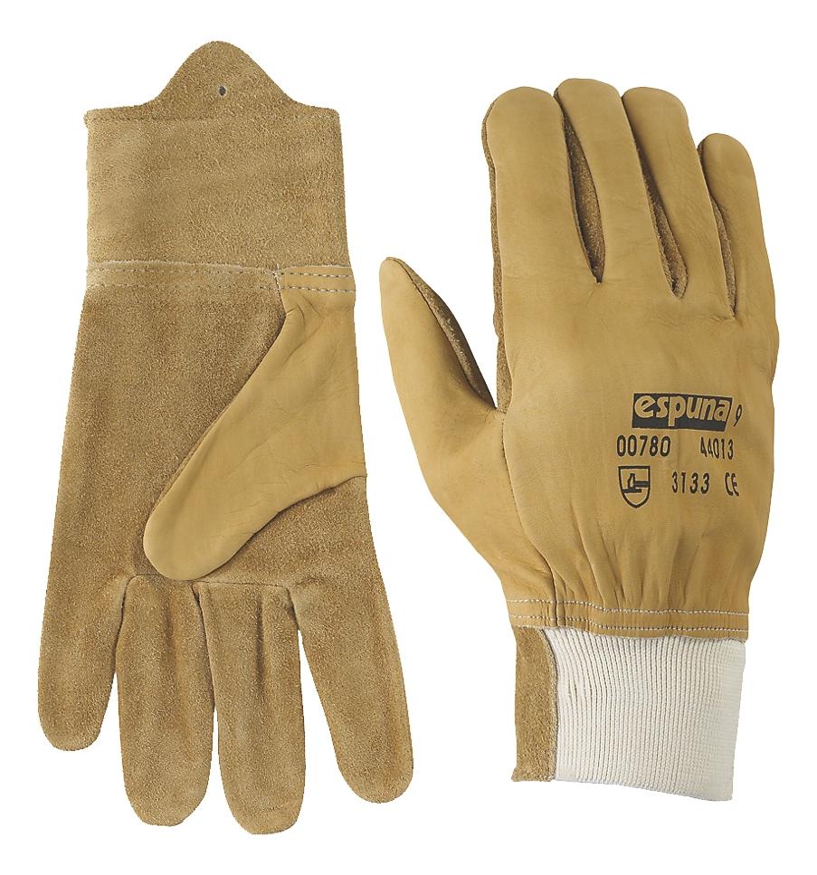 Gants de travail cuir hydrofuge 780 Espuna