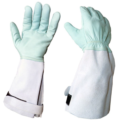 Gants de manutention en cuir hydrofuge Espuna