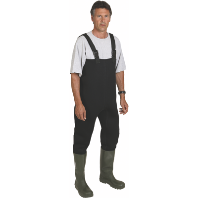 Bottes Waders WN Chimie SA - Vert Etche