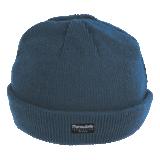 Bonnet de travail laine marine intérieur doublé Thinsulate
