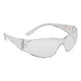 Lunettes de protection Pokelux oculaires et branches incolore