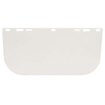 Ecran de protection polycarbonate Visor 140x20 Euro Protection