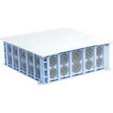Boîte pour combles BBC 250 x 250 x 80 mm