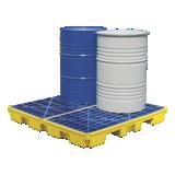 Plate-forme de rétention polyéthylène 80 litres