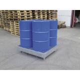 Bac de rétention métal 450 litres