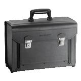 Valise cuir à façade rabattable BV.7A