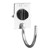 Crochets individuels pour clés plates ou mixtes