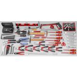 Sélection de 96 outils métrique CM.E18