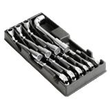 Module de clés à pipe débouchées métrique en plateau thermoformé