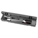 Clés dynamométriques à réarmement manuel avec cliquet amovible