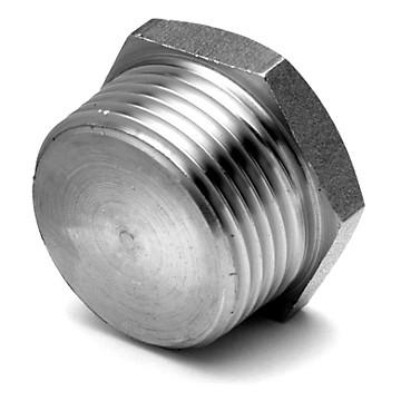 Bouchon mâle inox 316 Raccorderie Metalliche
