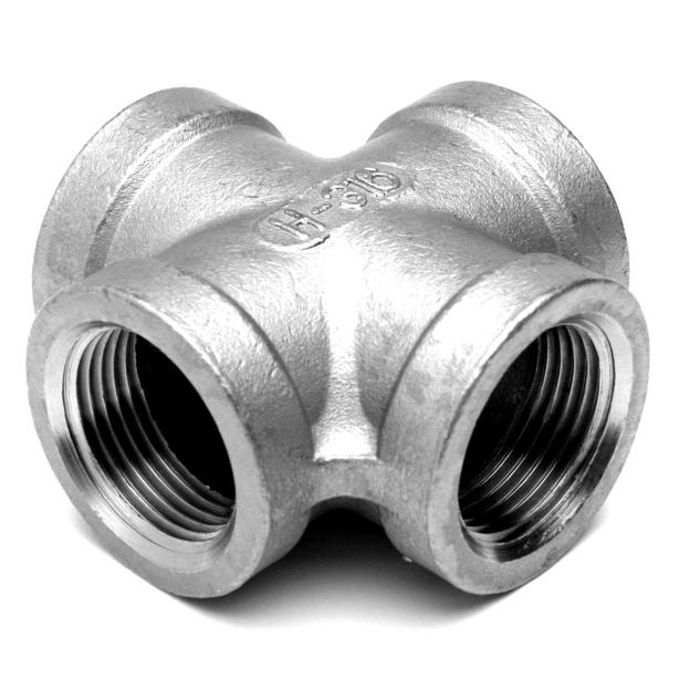Croix inox 316 Raccorderie Metalliche