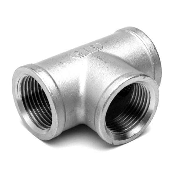 Té égal inox 316 Raccorderie Metalliche