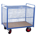 Chariot conteneur 500 kg