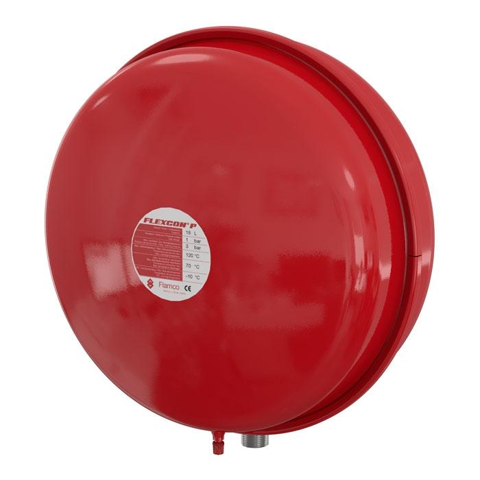 Vase d'expansion Flexcon P - Ovale Flamco
