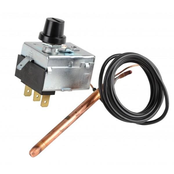 Thermostat sécurité 110° capillaire 1,5 m Atlantic