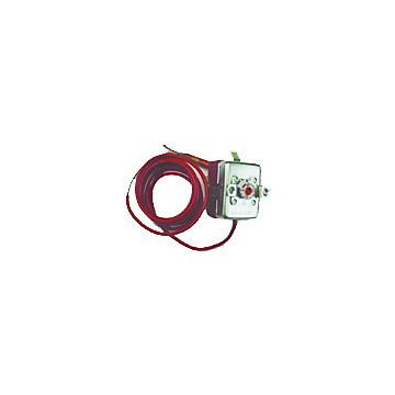 Thermostat limiteur sans bouton sur ancien modèle Atlantic