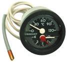 Thermomanomètre + joint Frisquet