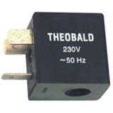 Bobine électrovanne pour bloc BF885 + clip