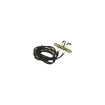 Electrodes d'allumage + ionisation HV 93.06 Frisquet
