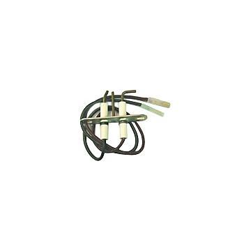 Electrode d'allumage + ionisation après 2000 ERS Frisquet