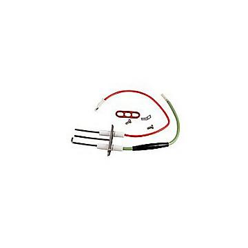 Electrode d'allumage et ionisation CD25/32 07 Frisquet