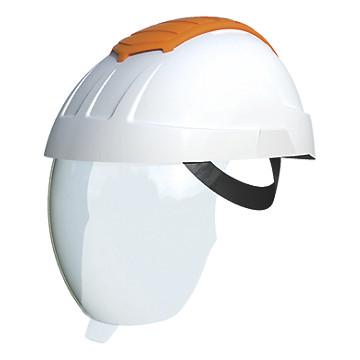 Casque électricien E-man blanc Infield Safety