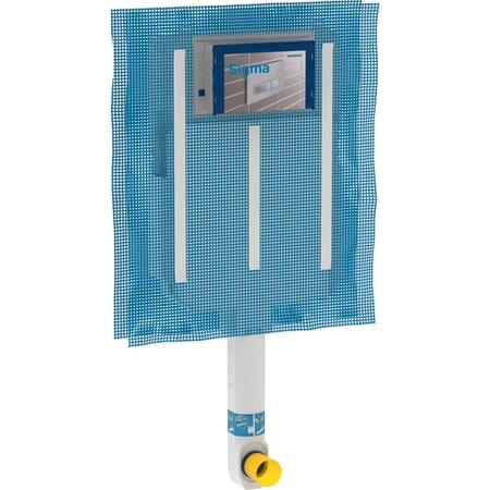 Réservoir à encastrer Sigma 8 cm 3/6 L Geberit