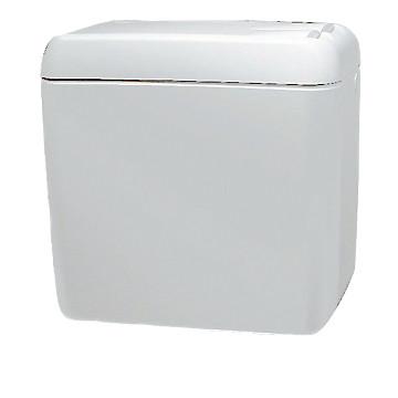 Réservoir attenant Confort AP128 double touche Geberit
