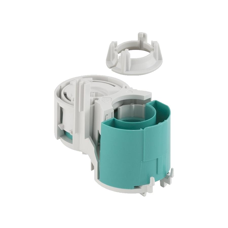 Récepteur pneumatique simple touche Geberit