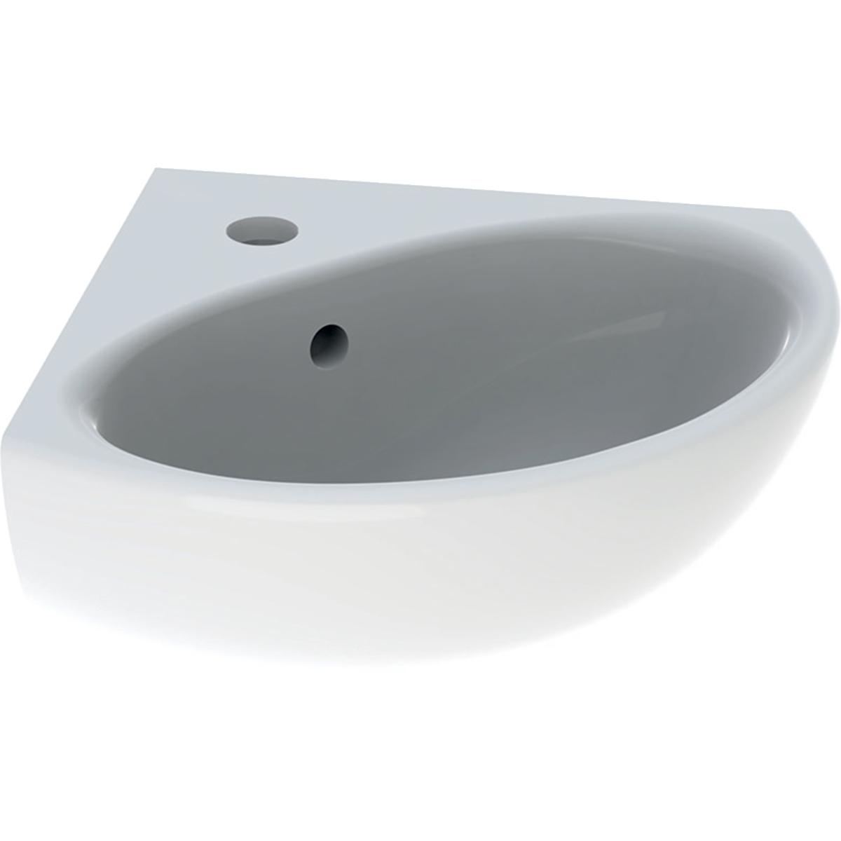Lave-mains d'angle Bastia Geberit