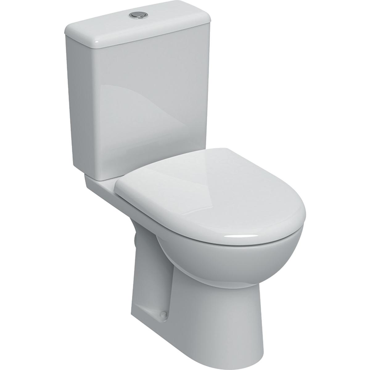 Pack WC complet Renova - Sortie horizontale Geberit