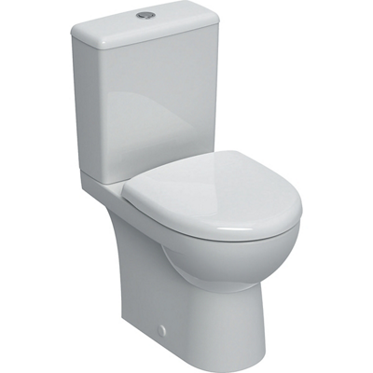 Pack WC complet compact Rénova - Sortie orientable Geberit