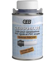 Colle PVC Pression - Pool gebsoblue