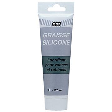 Graisse silicone sanitaire Geb