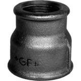 Manchon réduit FF fonte noir - Fig 240