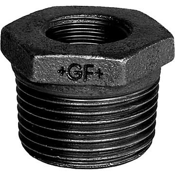 Mamelon réduit MF fonte noir - Fig.241 Georg Fischer