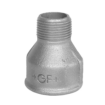 Manchon réduit FM fonte galva - Fig.246 Georg Fischer
