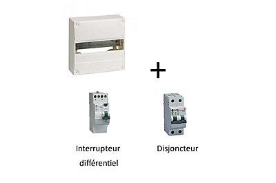 Lot protection pompe à chaleur