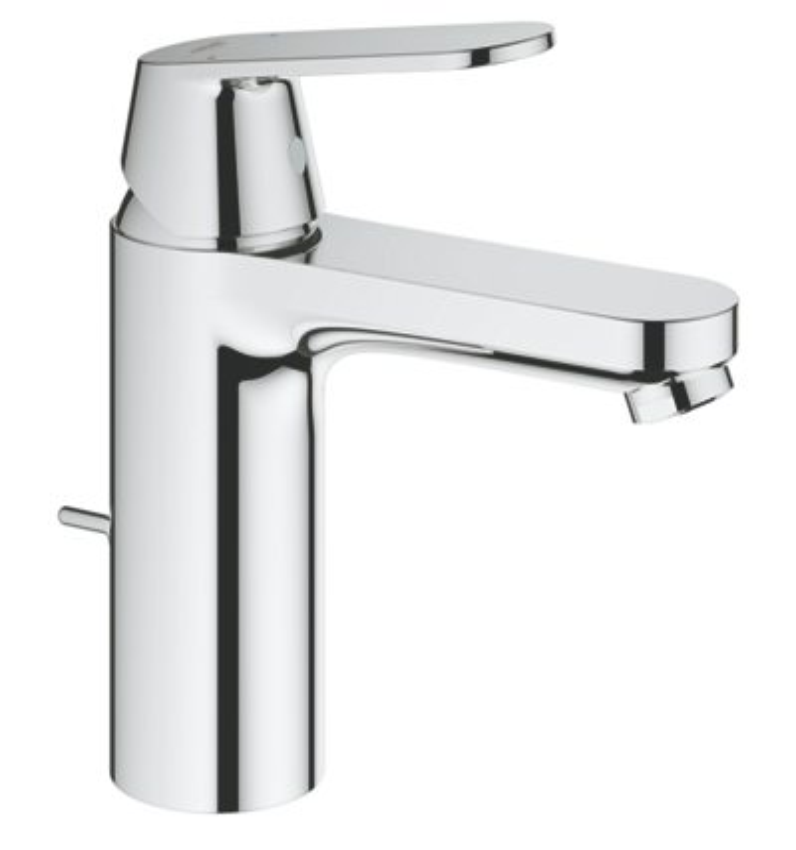 Mitigeur lavabo Eurosmart Cosmopolitan - Cartouche éco Grohe